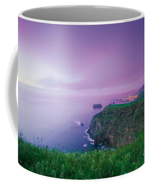 Azoren Coffee Mug featuring the photograph Azores Coastal Landscape by Gaspar Avila