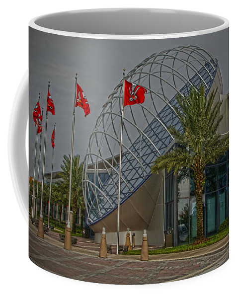 One Buc Place Coffee Mug featuring the photograph One Buc Place by Chauncy Holmes