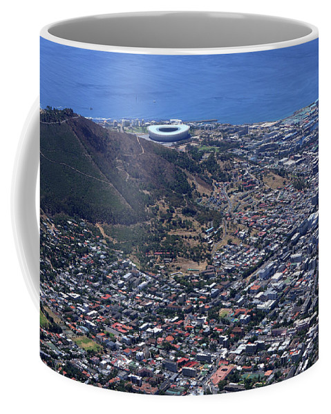South Africa Coffee Mug featuring the photograph Cape Town South Africa by Aidan Moran