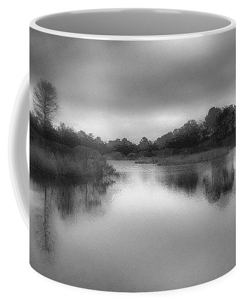 South Carolina Coffee Mug featuring the photograph Carolina Zen by Jeff Watts