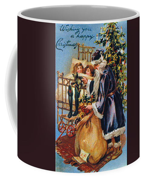 19th Century Coffee Mug featuring the photograph Christmas Card by Granger