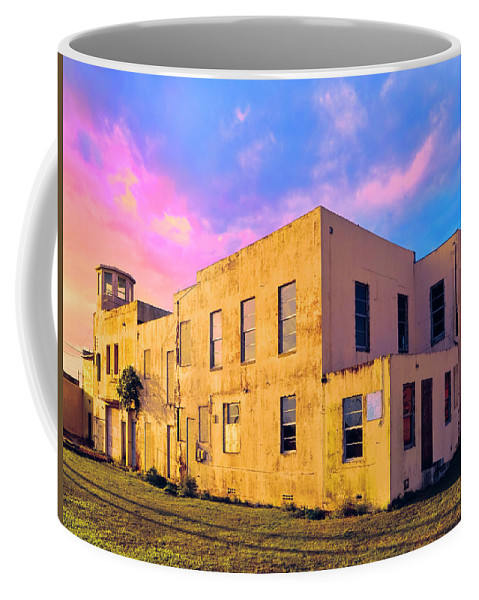 Sunset Coffee Mug featuring the photograph Civic Center by Dominic Piperata