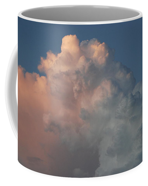 Clouds Coffee Mug featuring the photograph Cloudy Day by Rob Hans