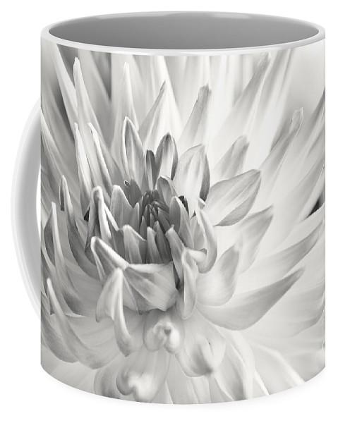 Dahlia Coffee Mug featuring the photograph Dahlia 1 by Nailia Schwarz