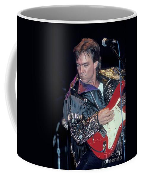 David Cassidy Coffee Mug featuring the photograph David Cassidy by Concert Photos