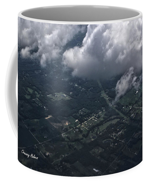 Detroit Coffee Mug featuring the photograph Detroit by Chauncy Holmes