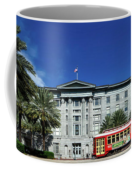 New Orleans Coffee Mug featuring the photograph Downtown New Orleans by Mountain Dreams