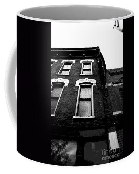 Coffee Mug featuring the photograph Fonder Days by Jamie Lynn