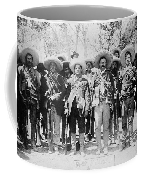 1913 Coffee Mug featuring the photograph Francisco Pancho Villa by Granger