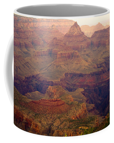 Grand Canyon Coffee Mug featuring the photograph Grand Canyon by James BO Insogna