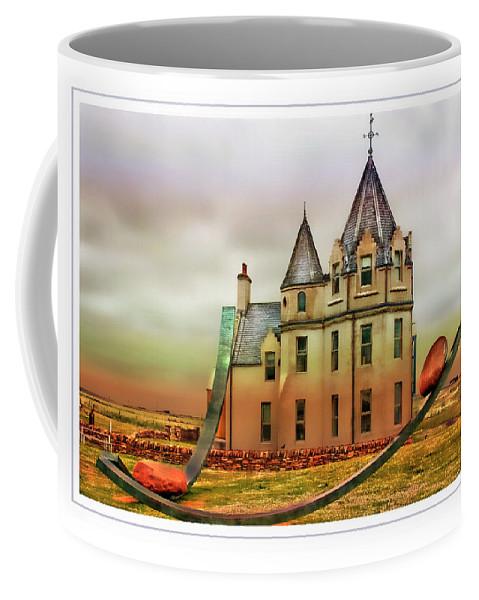 Inn Coffee Mug featuring the photograph Inn at John O'Groats by Margie Wildblood