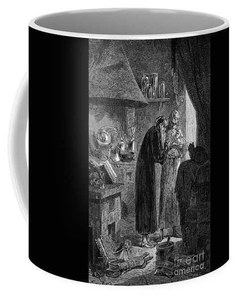 Science Coffee Mug featuring the photograph Jan Baptist Van Helmont, Flemish Chemist by Science Source