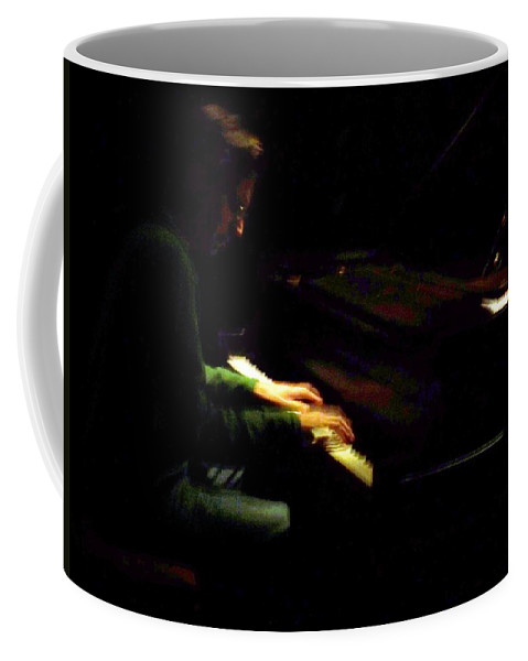 Jazz Coffee Mug featuring the photograph Jazz Estate 7 by Anita Burgermeister