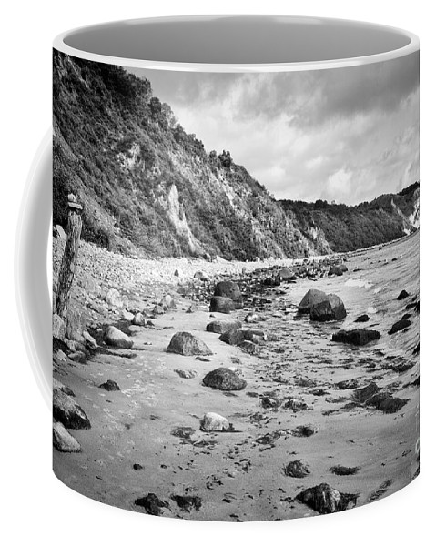 Arkona Coffee Mug featuring the photograph Kap Arkona by Julie Woodhouse