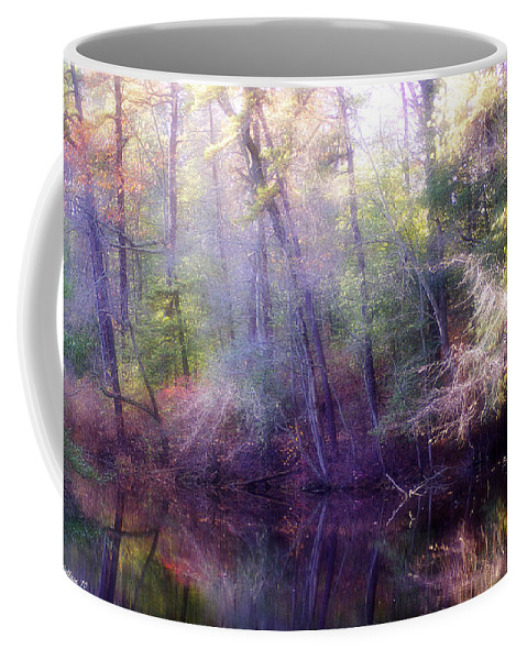 2d Coffee Mug featuring the photograph Lake Waterford by Brian Wallace