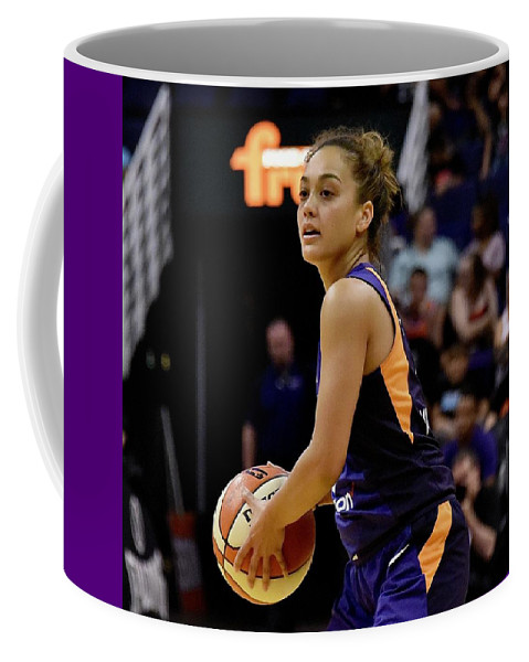 Leilani Mitchell Coffee Mug featuring the photograph Leilani Mitchell by Devin Millington