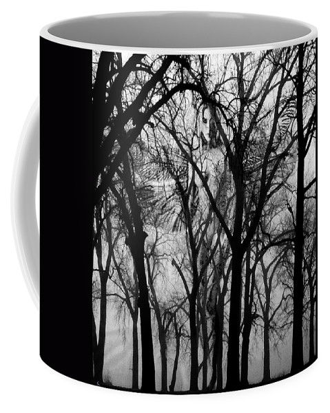 Fairy Coffee Mug featuring the photograph Leta by Ken Walker