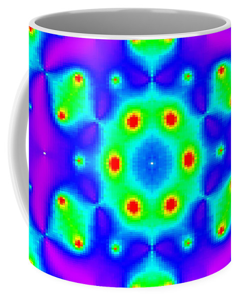 Science Coffee Mug featuring the photograph Magnetic Monopole by NIST/Science Source