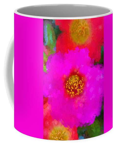 Alicegipsonphotographs Coffee Mug featuring the photograph Oh What Colors by Alice Gipson