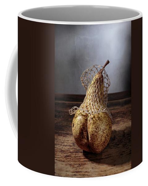 Still Life Coffee Mug featuring the photograph Pear by Nailia Schwarz