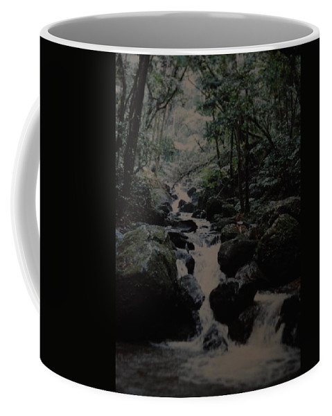 Water Coffee Mug featuring the photograph Puerto Rico Water by Rob Hans