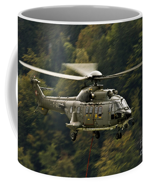 Puma Coffee Mug featuring the photograph Puma by Angel Tarantella