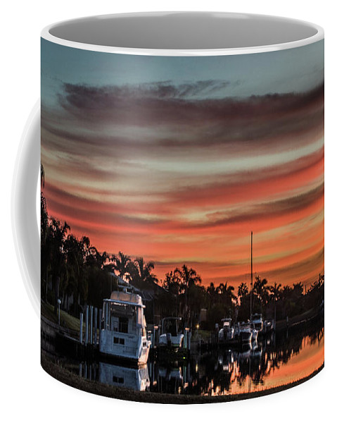 Florida Coffee Mug featuring the photograph Punta Gorda From Bal Harbor by Don Kerr