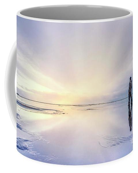 Kremsdorf Coffee Mug featuring the photograph Revelations by Evelina Kremsdorf