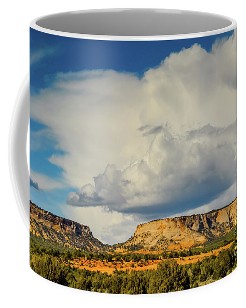Angel Canyon Coffee Mug featuring the photograph Room With A View by Jerry Sellers