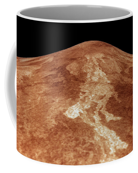 1991 Coffee Mug featuring the photograph Space: Venus, 1991 by Granger