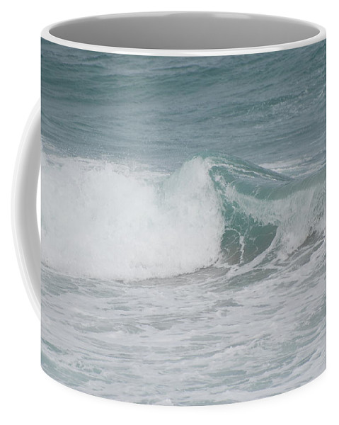 White Coffee Mug featuring the photograph Splash by Rob Hans