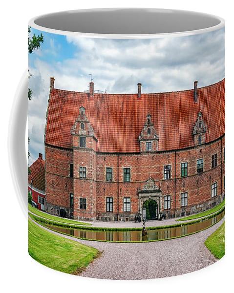 Svenstorps Coffee Mug featuring the photograph Svenstorps Gard Castle by Antony McAulay