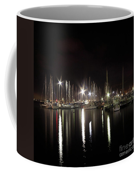 Torrevieja Coffee Mug featuring the photograph Torrevieja by Angel Ciesniarska