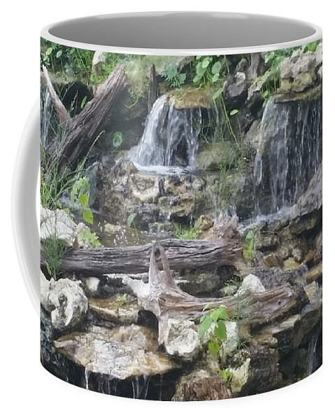 Water Coffee Mug featuring the photograph Tranquility by Jimmy Clark