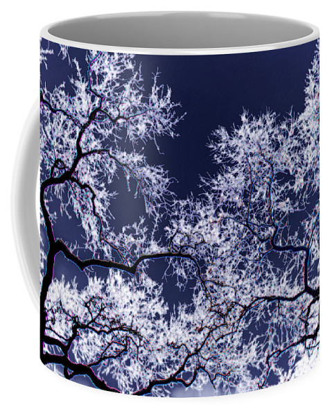 Tree Coffee Mug featuring the photograph Tree Fantasy 17 by Lee Santa