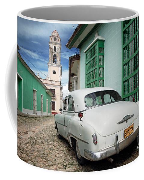 Trinidad Coffee Mug featuring the photograph Trinidad - Cuba by Rod McLean
