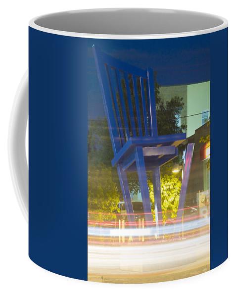Unglued Coffee Mug featuring the photograph Unglued by Jeffery Ball