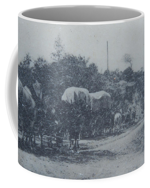 Rmb2014091200028 Coffee Mug featuring the photograph Whiskeytown National Recreation Area by Robert Braley