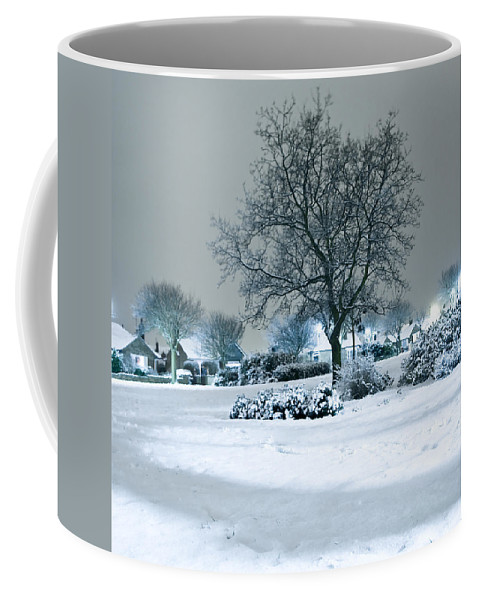 Winter Coffee Mug featuring the photograph Winter by Svetlana Sewell