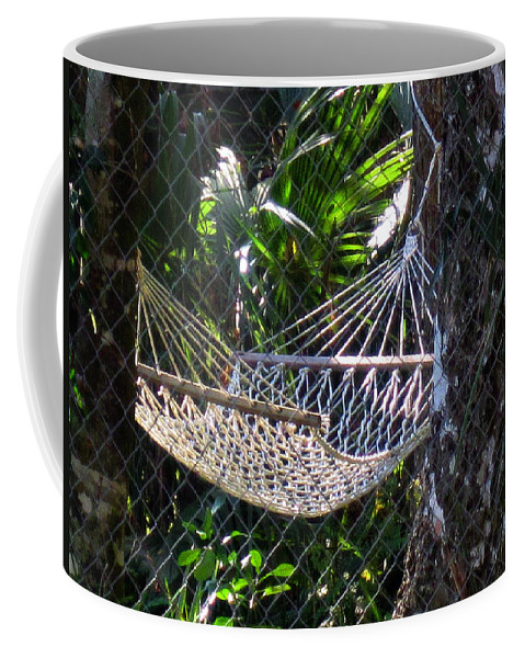 Photography Coffee Mug featuring the photograph Wish You Were Here by Susanne Van Hulst