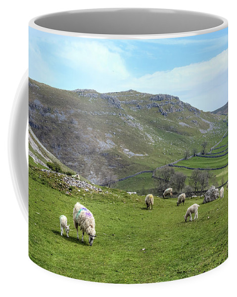 Malham Coffee Mug featuring the photograph Yorkshire Dales - England by Joana Kruse