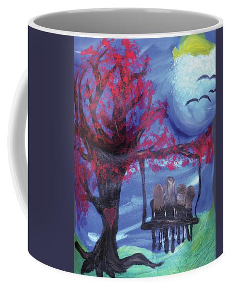 Hadassah Greater Atlanta Coffee Mug featuring the photograph 10. Hilary Pilzer, Artist, 2017 by Best Strokes - formerly Breast Strokes - Hadassah Greater Atlanta