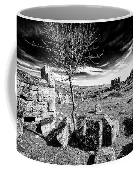 Pamukkale Coffee Mug featuring the photograph Pamukkale by Rene Triay Photography