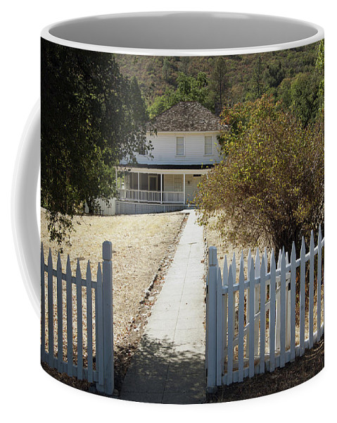 Rmb2014091200042 Coffee Mug featuring the photograph Whiskeytown National Recreation Area by Robert Braley