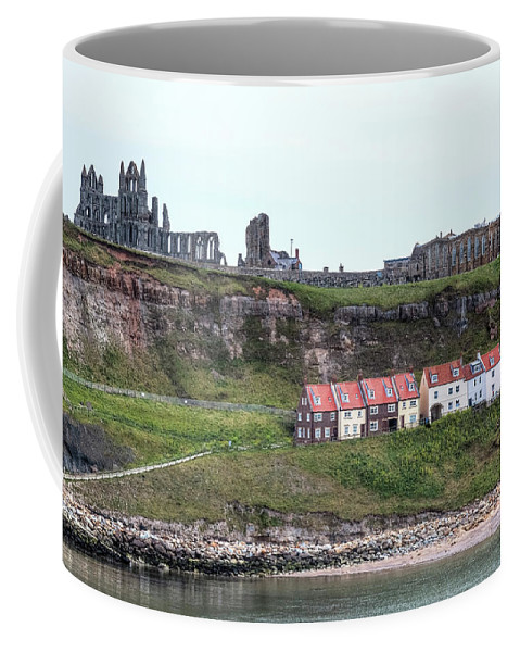 Whitby Coffee Mug featuring the photograph Whitby - England by Joana Kruse