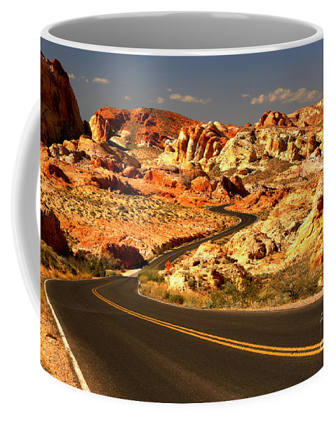 Coffee Mug featuring the photograph x by Adam Jewell