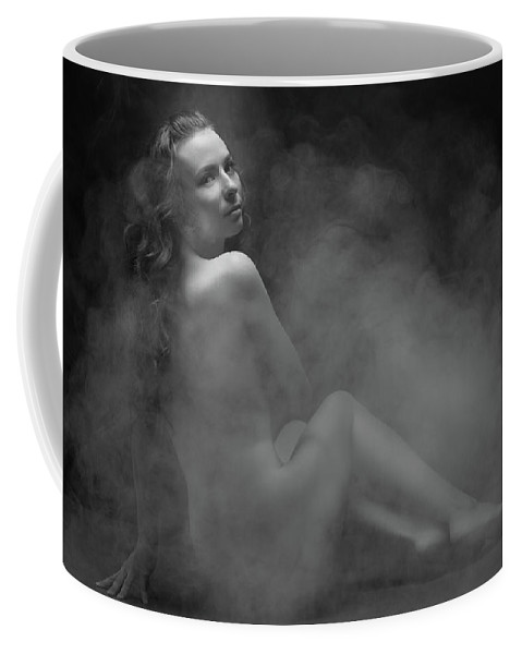 Position Coffee Mug featuring the photograph Bodyscape   by Anton Belovodchenko