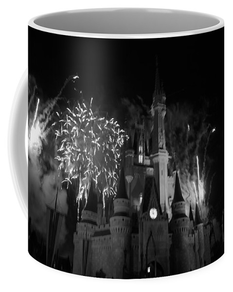 Walt Disney World Coffee Mug featuring the photograph Cinderella Castle by Rob Hans