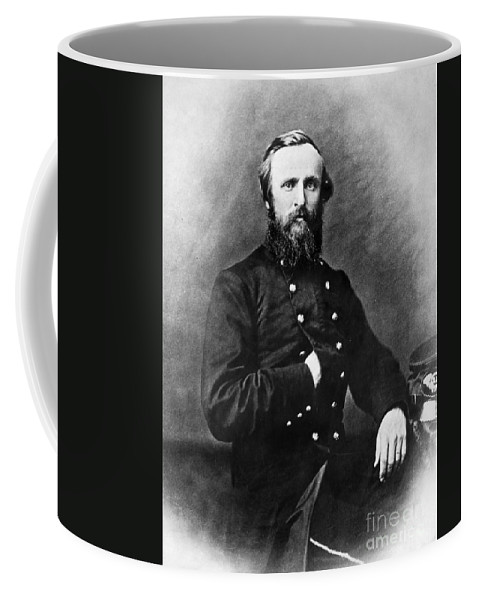 19th Century Coffee Mug featuring the photograph Rutherford B. Hayes by Granger