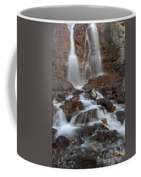 Tangle Creek Falls Coffee Mug featuring the photograph 151124p044 by Arterra Picture Library